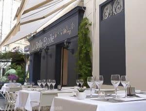 Villefranche sur-Mer La Belle Etoile Restaurant