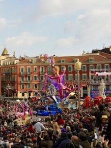 Nice, France, Carnival
