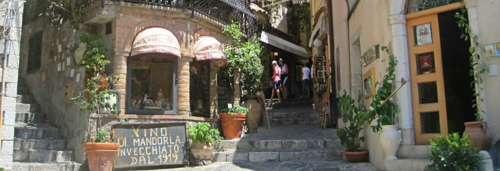 Castlemola Taormina
