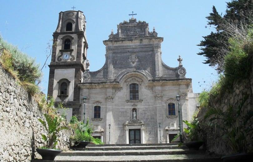 Lipari Cathedral St. Bartolomew