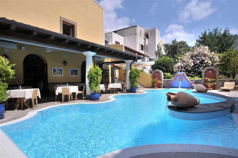 Lipari Hotel Arciduca