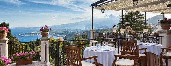 Taormina Restaurants