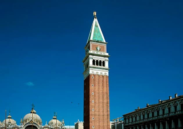 Venice St. Marks Tower