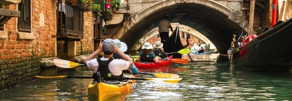 Venice Kayaking