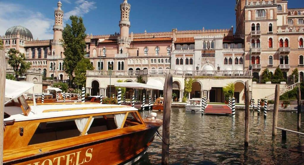 Venice Excelsior Hotels