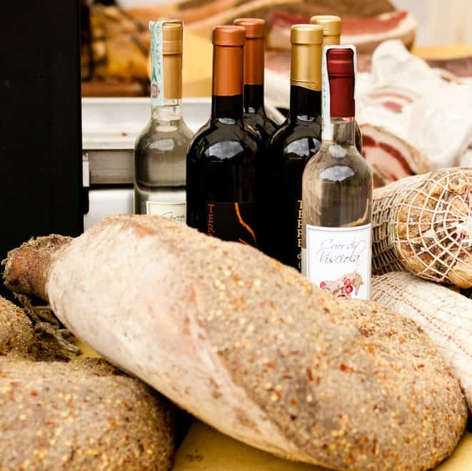 Lipari Bread and Wine Festival