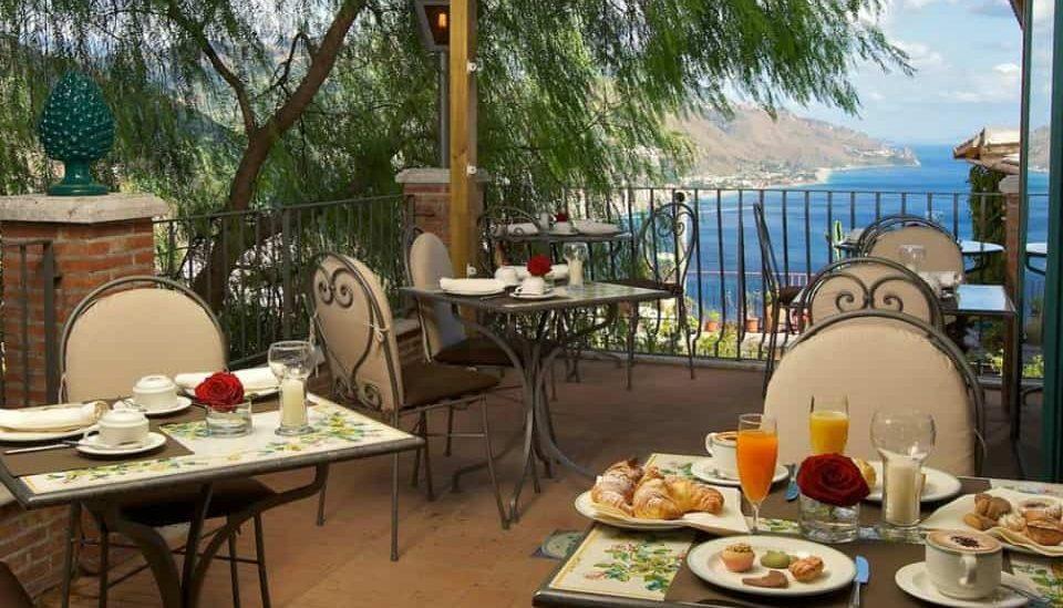 Taormina, Pensione Svizzera