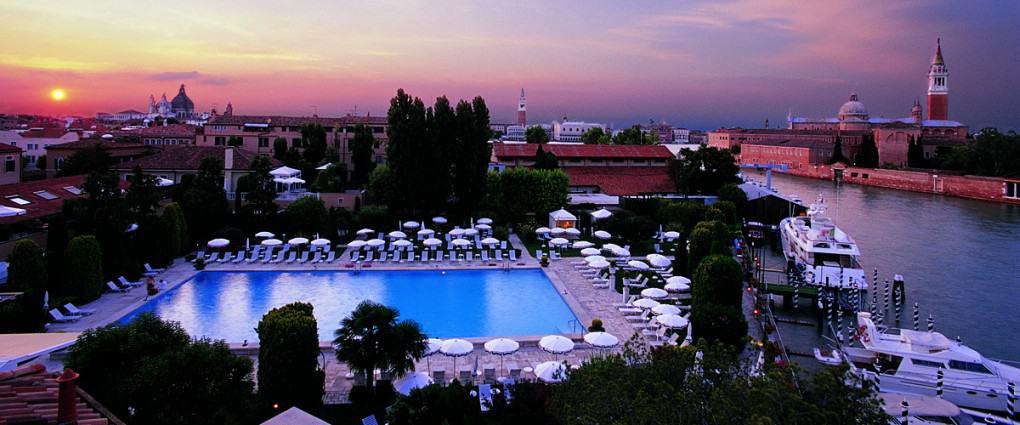Venice Cipriani Hotel