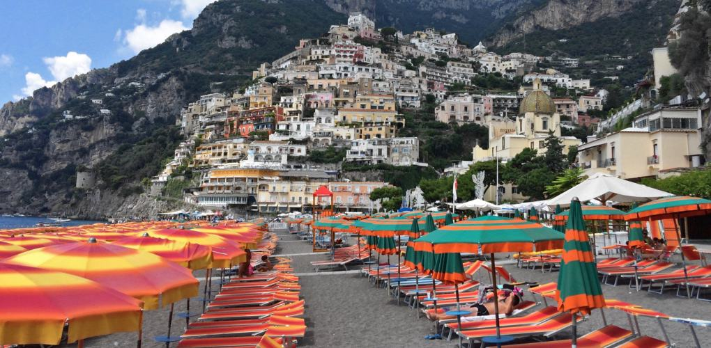 Positano Beaches