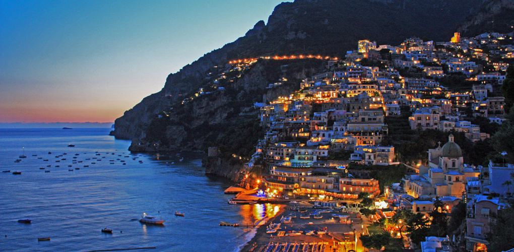 Positano Nightlife
