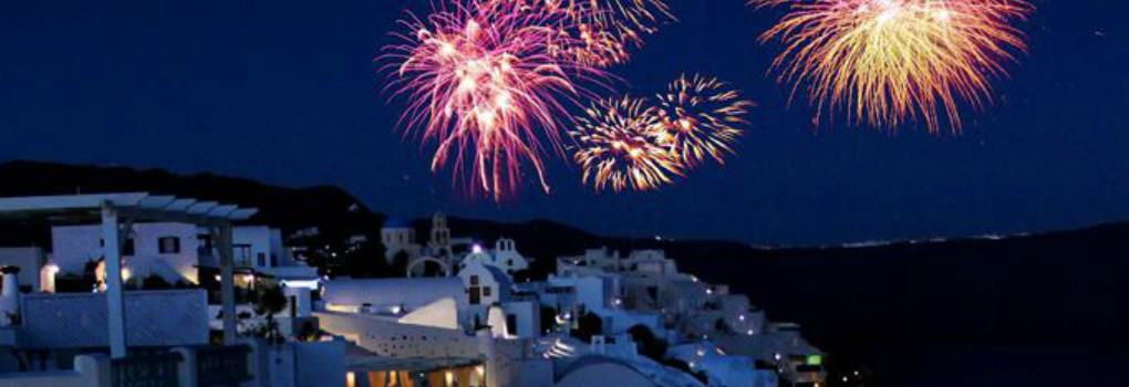 Santorini Greece Events