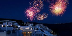 Santorini Festivals and Events