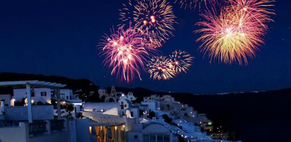Santorini Festivals