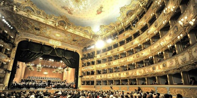 Venice Teatro La Fenice