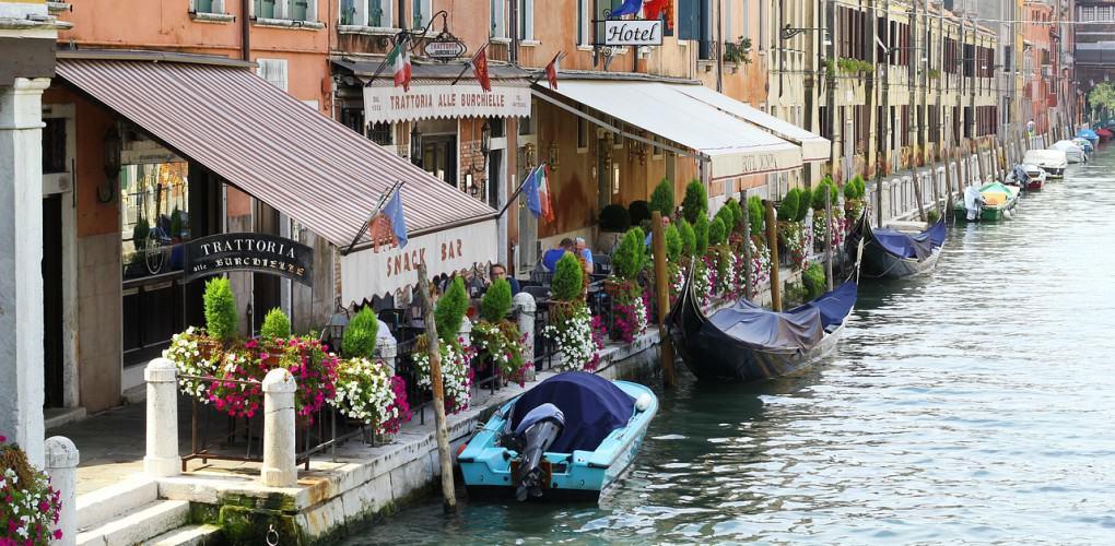 Venice Italy Restaurants