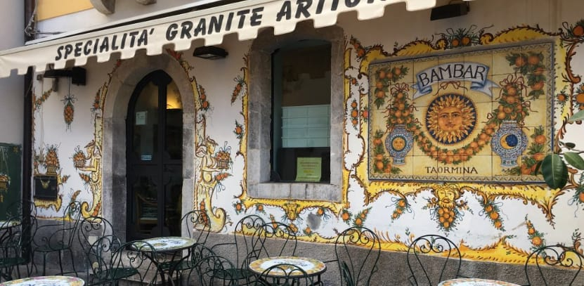Bam Bar Taormina