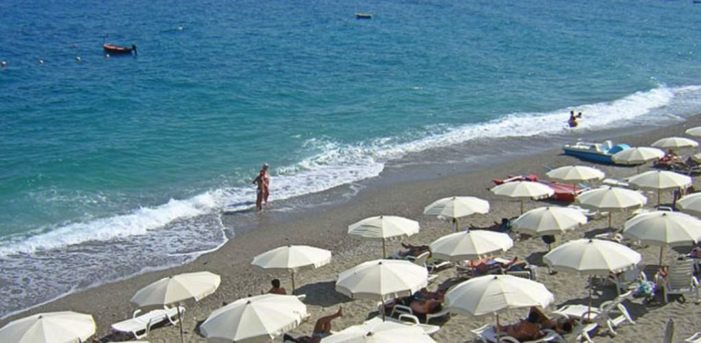 Paradise Beach Taormina Italy