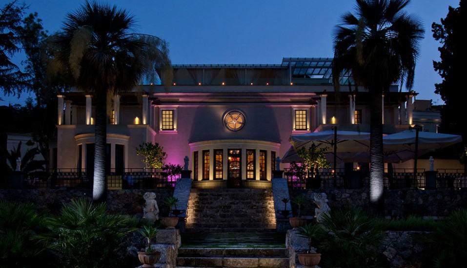 Taormina Ashbee Hotel