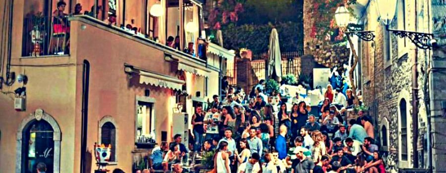 Taormina Nightlife