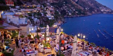 Five Best Positano Italy Restaurants