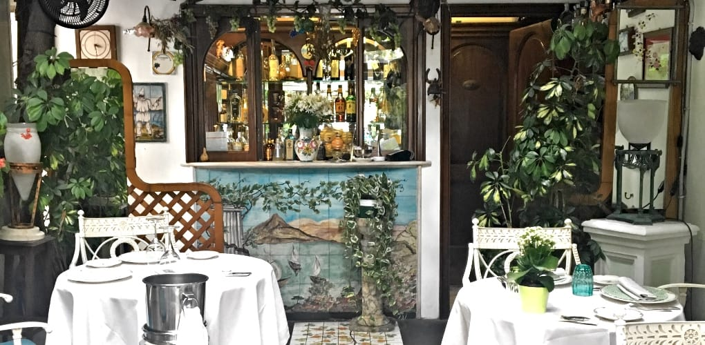 L'Antica Trattoria, Sorrento Restaurants
