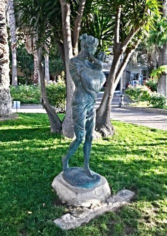 Sorrento art sculptures