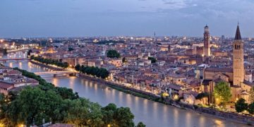 Verona Italy the City of Love
