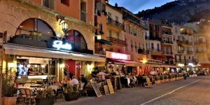 Villefranche sur Mer Restaurants