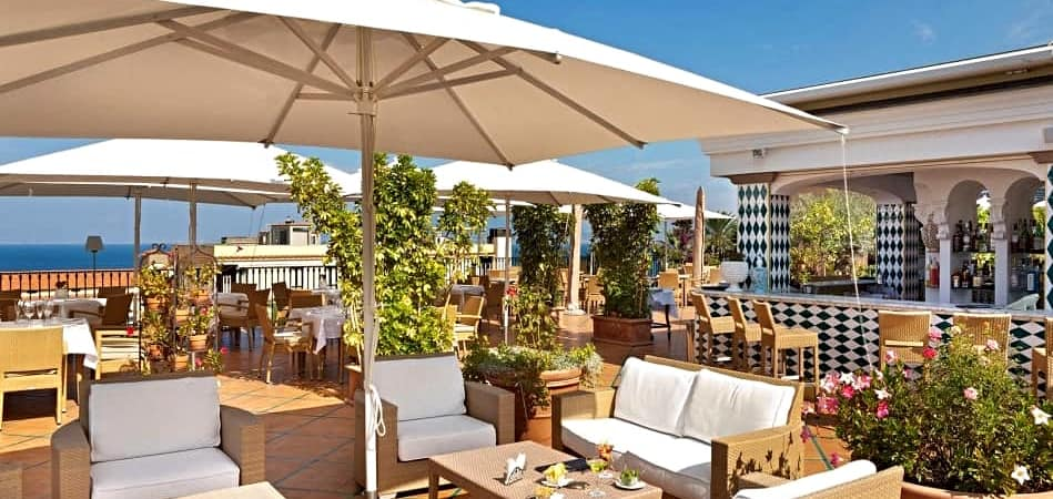 Sorrento Hotels, La Favorita