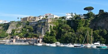 Getting from Naples to Sorrento