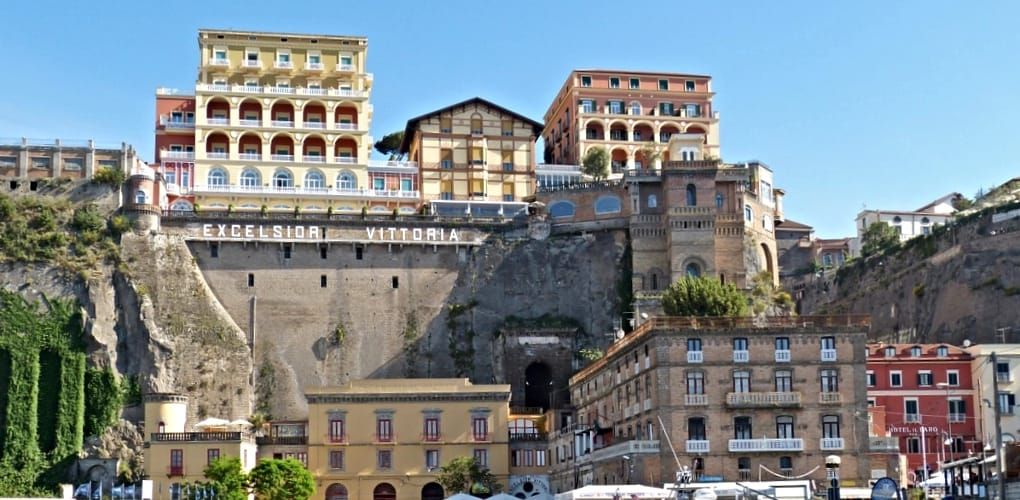 Naples to Sorrento