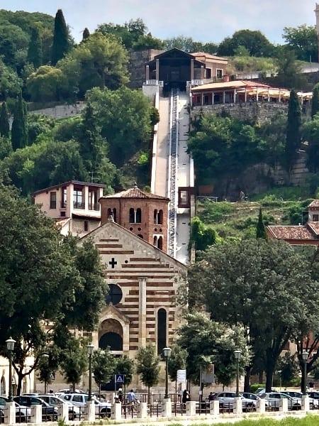 Verona Funicular