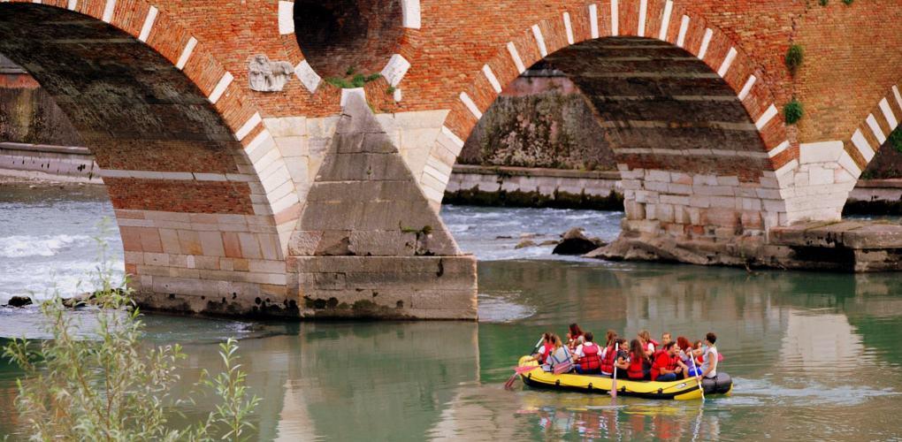 Verona Rafting Tour