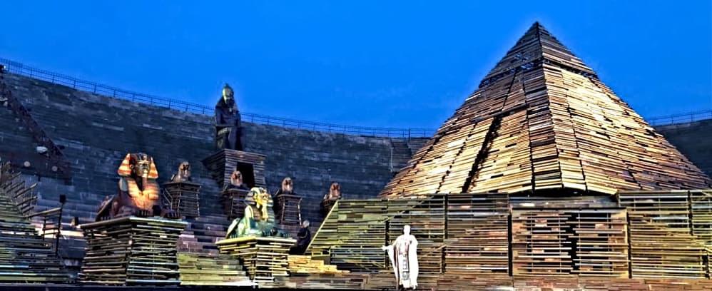 Verona Opera Aida