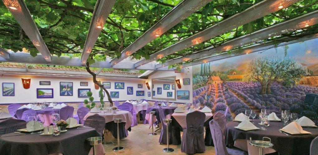 L'Auberge des Maures Restaurant, St. Tropez