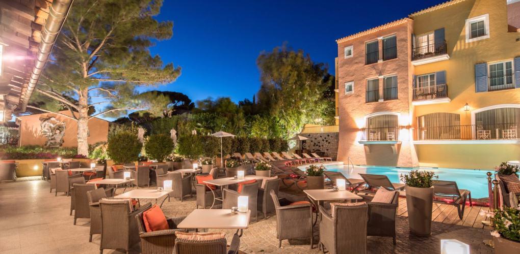 Hotel Byblos St. Tropez