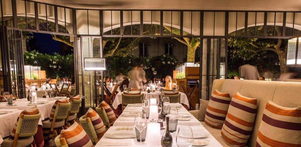 Rivea Restaurant, St. Tropez