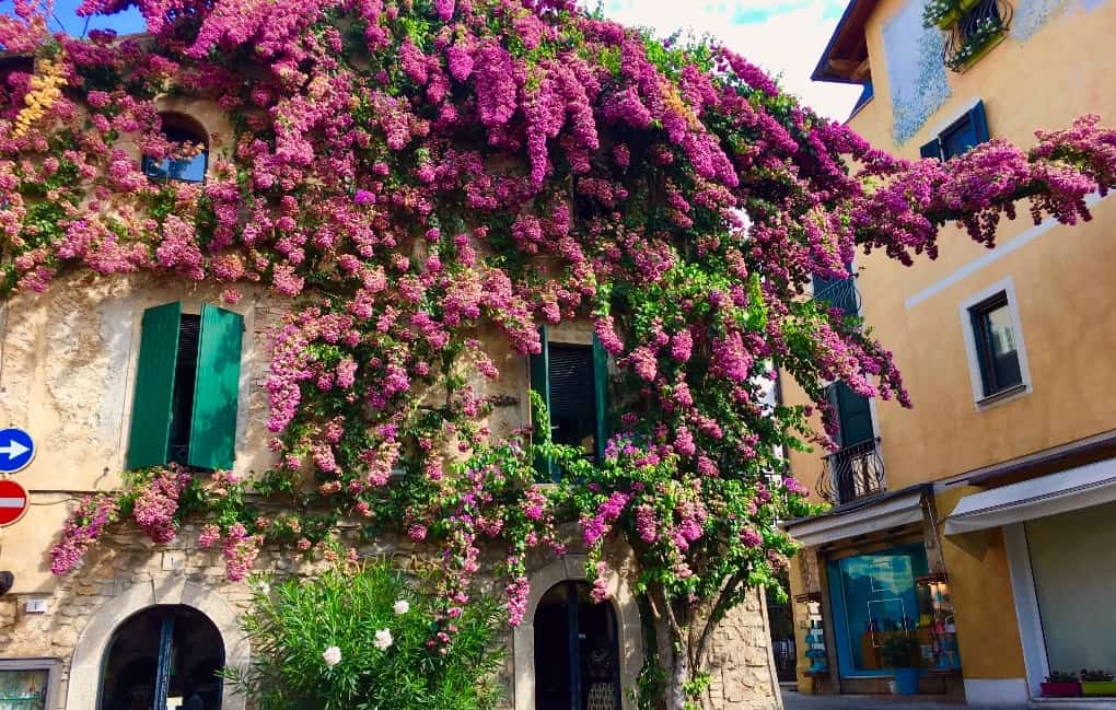 Sirmione Castle Lake Garda Italy