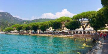 Garda Town, Italy