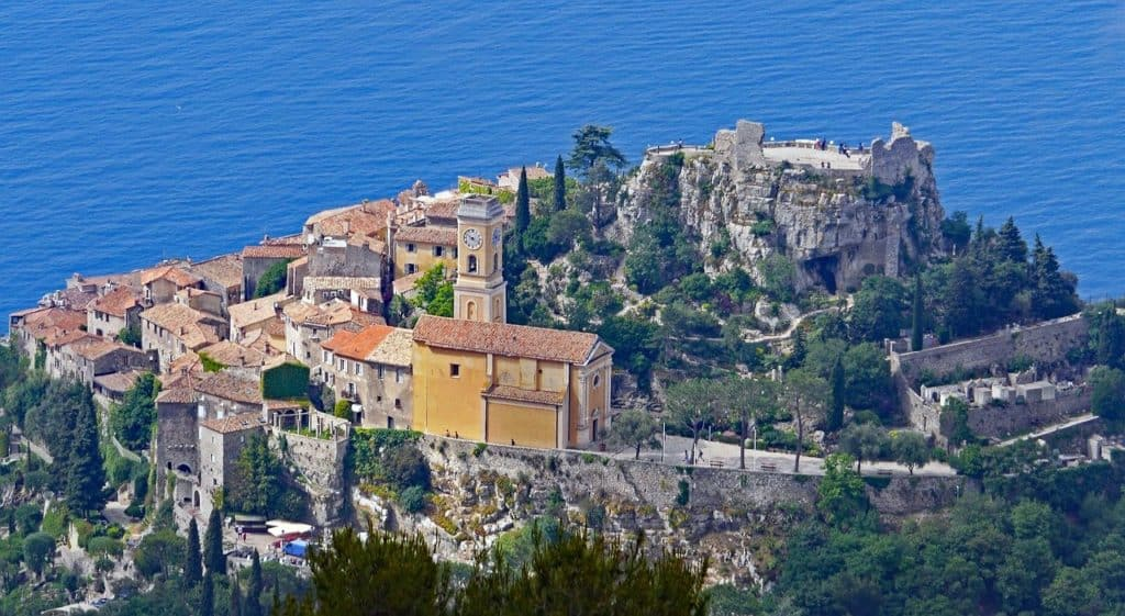 Eze French Riviera